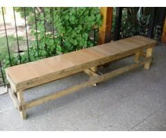 alquiler de mesa  sillas