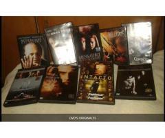 PELÍCULAS ORIGINALES EN DVD BUEN ESTADO