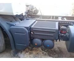 Camion Chocado Para Restaurar O Repuestos