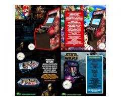 Arcades multijuegos +10mil juegos