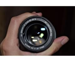 Lente Nikon Dx Nikkor 55-200 Mm F/ 4- 5.6g Ed Vr Ii
