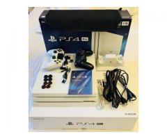 En venta Play station 4 pro 1TB