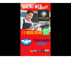 DISEÑO DE PAGINAS WEB DE CALIDAD AL MEJOR PRECIO