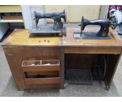 Maquina De Coser Singer Antigua vintage con mueble oferta