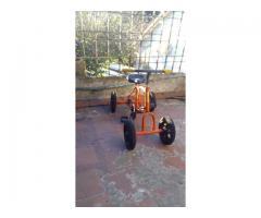 Exelente cuatriciclo a  pedal
