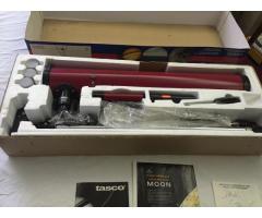 Vendo Telescopio Tasco 33TR de espejos