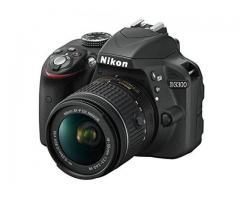 Cámara de fotos Nikon D3300