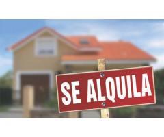 Busco Alquilar Casa Económica, Adobe/Material, p/3 personas
