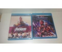 ¡PROMO! Avengers Infinity War Endgame