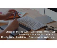 Curso de Diseño Web a Domicilio