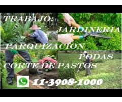 parquizaciones y jardineria sur