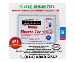 ✔️ Elevador de tensión 8kva 8000 Watts ☎️ (11) 1561847871