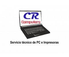 Técnico en reparación de PC's e impresoras (certificación Intel)