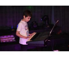 Clases de piano o teclado. Zona Flores / Floresta