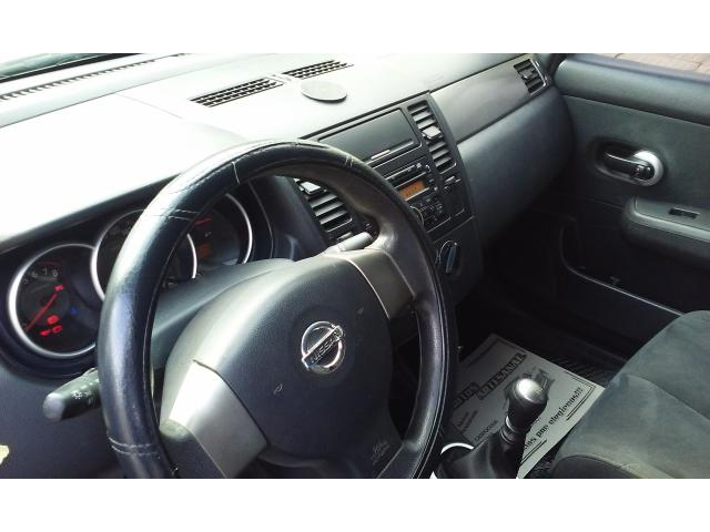 Nissan Tiida Visia 2010 - San Pedro