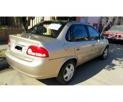 Chevrolet Classic Spirit nafta 1.4v mod 2013