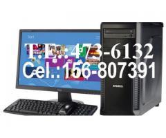 Tecnico PC Computadoras a Domicilio Mar del Plata Cel.: 2236807391