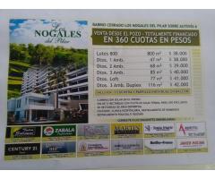 Emprendimiento Los Nogales del Pilar