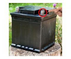 negocio de restauración de baterías