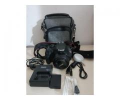 Camara Reflex Canon Eos Rebel T5 50mm 16gb Bolso Kit Tripode