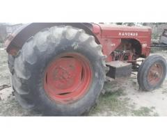 Tractor hambug r60