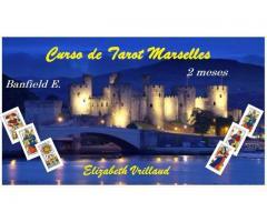 CURSO DE TAROT MARSELLES!!