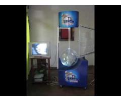 Software de bingo para television