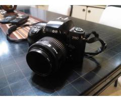Camara analogica Nikon F60 Lente 3570mm y trípode de regalo