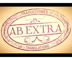 AB EXTRA Traducciones