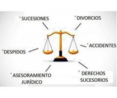 ABOGADOS Praxis medica Daños Accidentes Divorcios Sucesiones