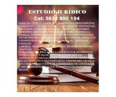 Estudio jurídico - Asesoramiento integral y litigios