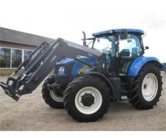 Tractor New Holland del año 2010, 120 cv y 2300 horas de uso