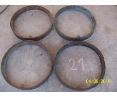 aros desmontables para llantas de madera rodado 21