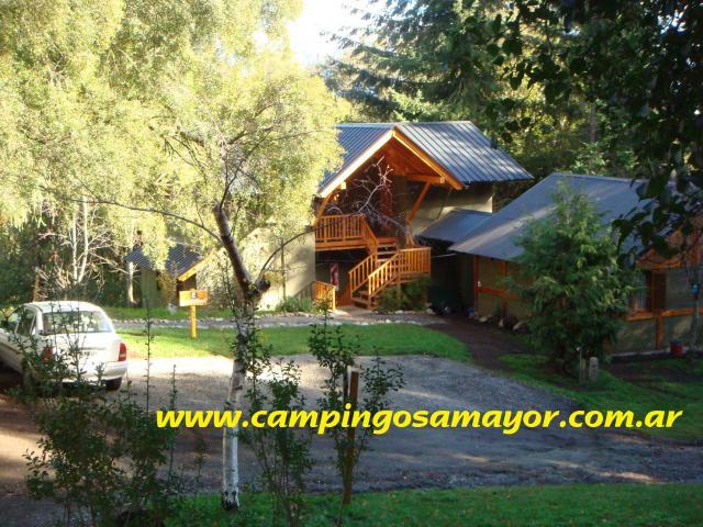 Camping Dormis y Búngalows Osa Mayor Villa La Angostura - 1/4