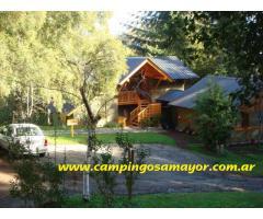 Camping Dormis y Búngalows Osa Mayor Villa La Angostura - Imagen 1/4