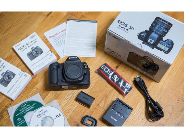 Canon Cinema EOS C300 Mark II /Nikon D500 /Canon eos 5D mark iv - 3/3
