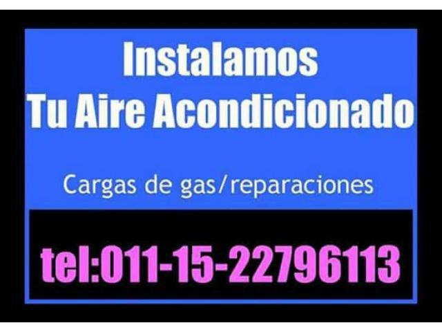 Aire acondicionado refrigeracion - 1/2