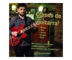 Clases de guitarra, económicas