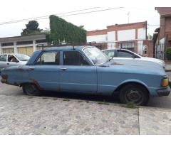 Ford Falcon Sedan 1980