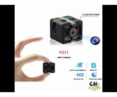 Mini videocámara - Infrarroja visión nocturna Video grabadora