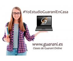 CURSO DE GUARANÍ