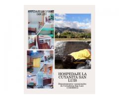 Hospedaje Vacacionales en Cortaderas San Luis