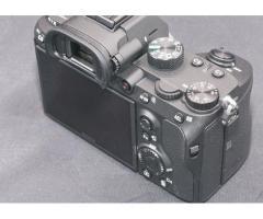 Camera  Sony Alpha a7 III Mirrorless Digital Camera (Body Only)