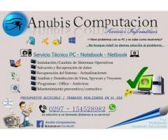 SERVICIO TÉCNICO PC - NOTEBOOK - NETBOOK - All In One