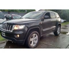Jeep Grand Cherokee Overland At 140mil kms 2012