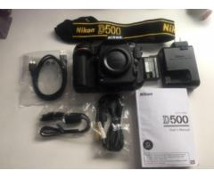 Nikon D500 DSLR / D750 / D810 + 64Gb free Memory card