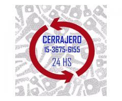 cerrajeria en muñiz 15-3675-6155