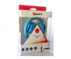 Auricular Manos Libres Vincha Plegables Jack 3.5 Adicional  Santech
