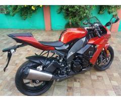 Vendo Kawasaki ninja zx10r impecable como nueva