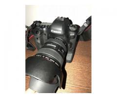 Nuevo kit Canon 6D Mark ii